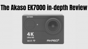 AKASO EK7000 Review (After using 2 months)