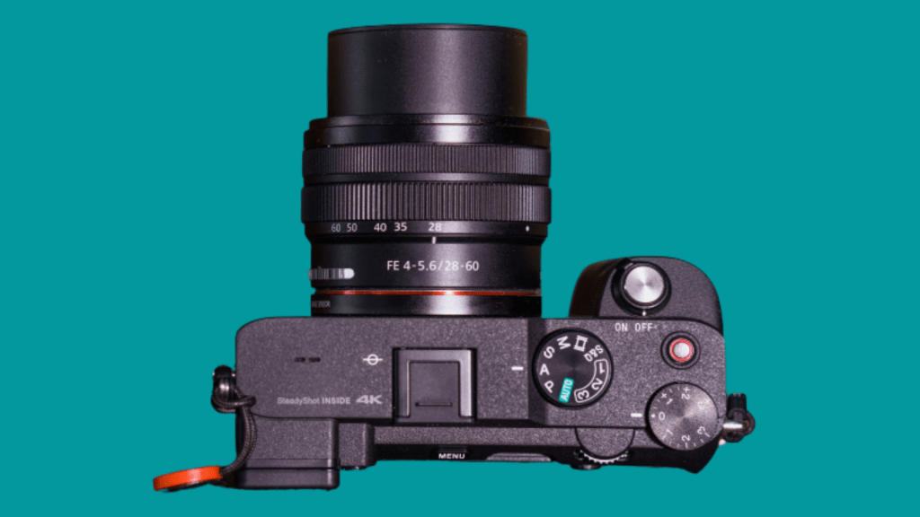 Lens for Sony a7c