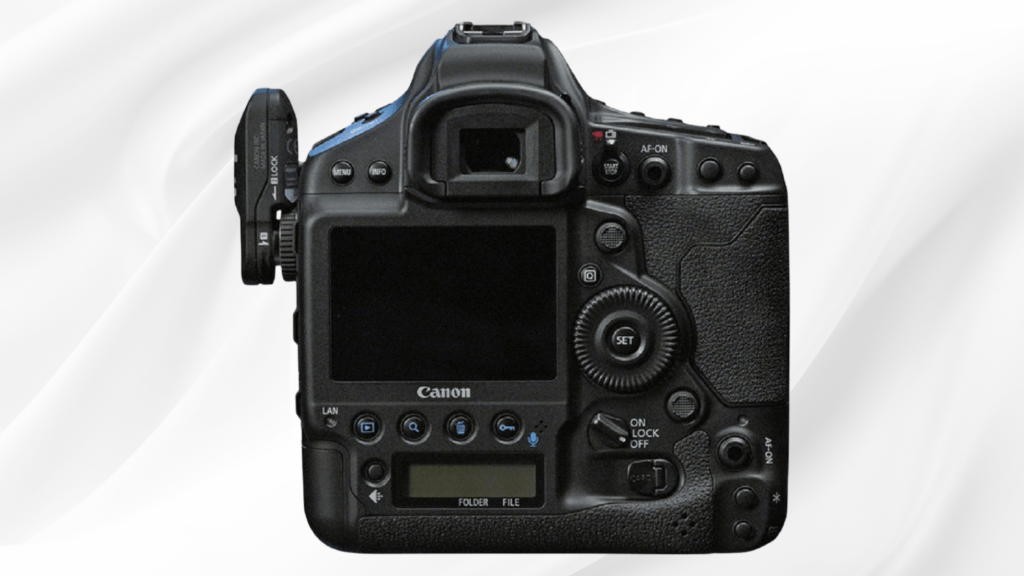 Canon EOS 1D Mark III Specifications