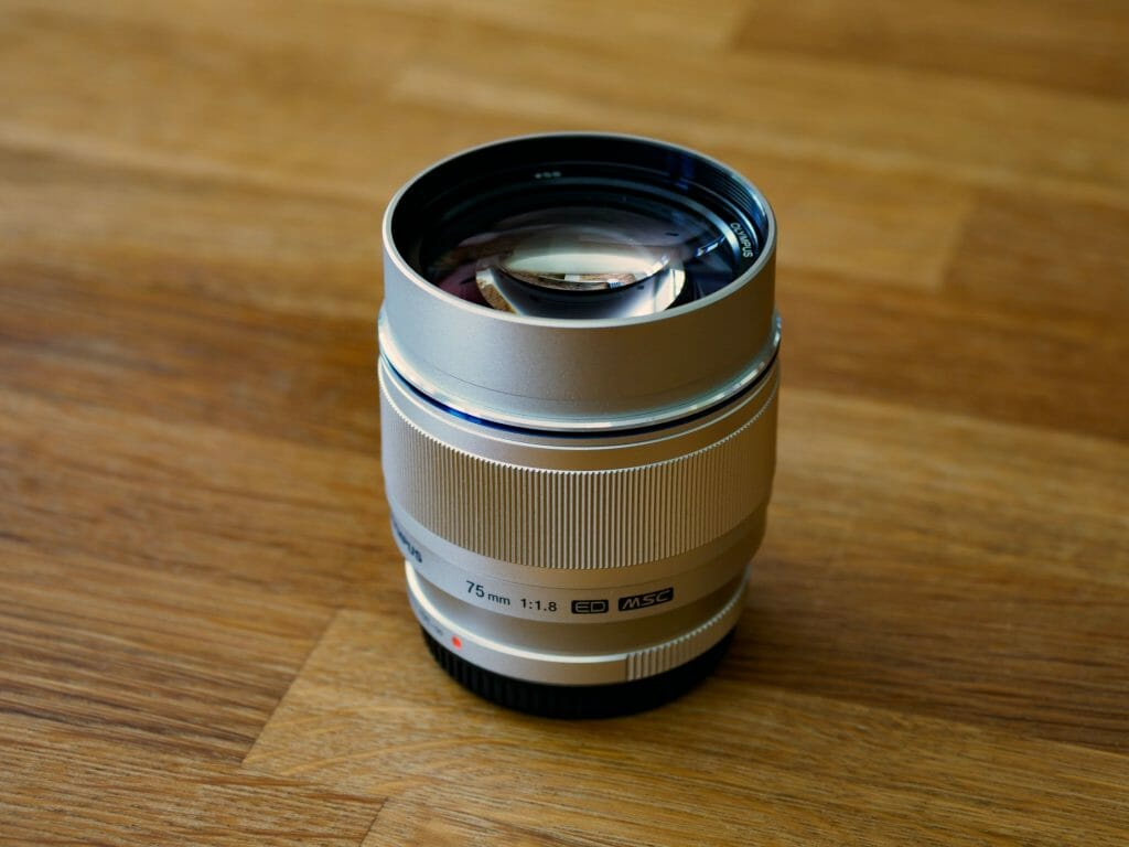 SHOOT WITH A PRIME LENS